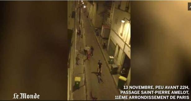 """بالفيديو- لحظة الهجوم الارهابي في """"باتكلان"""""""
