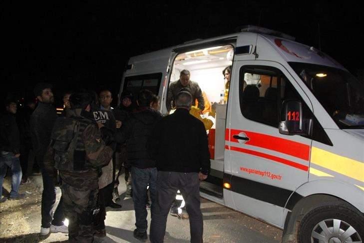داعشي يفجر نفسه في جنوب شرق تركيا اثناء حملة للشرطة
