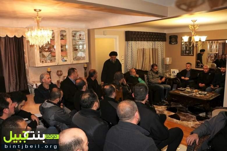 مجلس عزاء للإمام الحسين (ع) في ديربورن عن روح شهداء تفجير برج البراجنة
