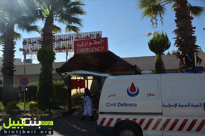 بلدية بنت جبيل تنظم جولة صحية على 140 مسنا ً من المدينة بالتعاون مع مستشفى الشهيد صلاح غندور و الهيئة الصحية الإسلامية