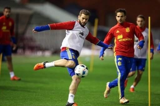 إلغاء المباراة الودية بين بلجيكا واسبانيا لدواع أمنية