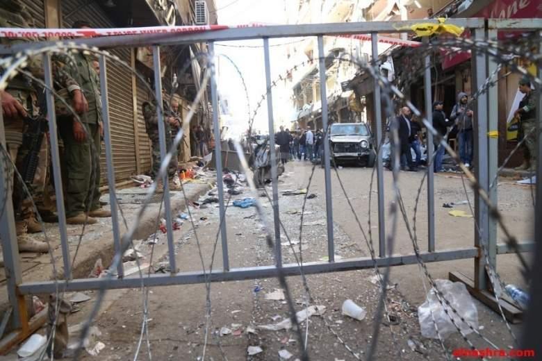 """""""ارهابي عالمي"""" في عربصاليم الجنوبية وخلايا """"داعش"""" في لبنان استيقظت!"""