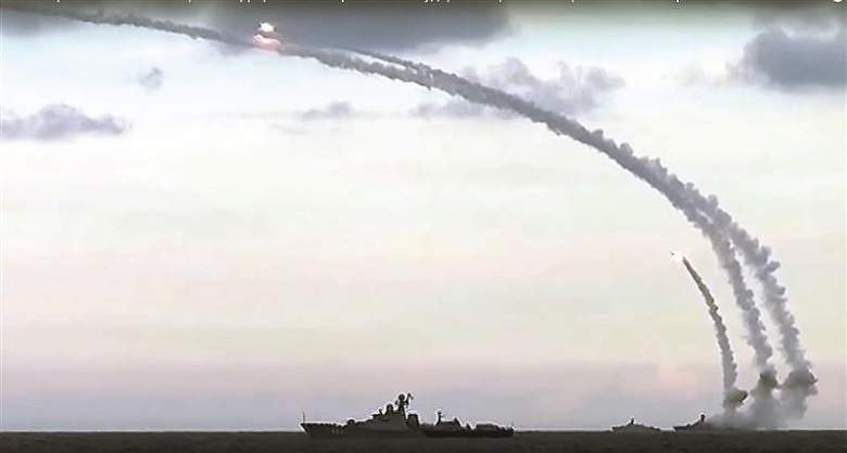 بوتين ينقل «عاصفة السوخوي» إلى المرحلة الثانية
