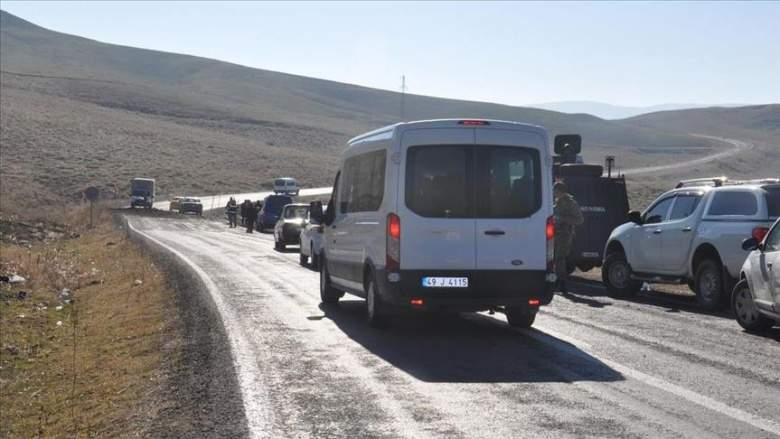تركيا: إصابة 6 جنود جراء انفجار عبوة ناسفة جنوب شرقي البلاد