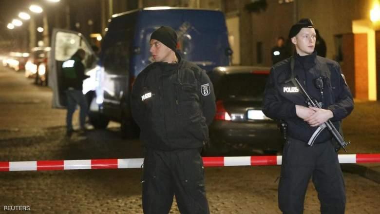 """اعتقال رجلين بتهمة التخطيط لهجوم """"إرهابي"""" بألمانيا"""