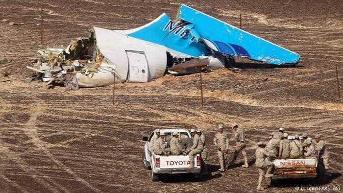 صحيفة روسية تتهم قطر بالضلوع في إسقاط طائرتها في سيناء