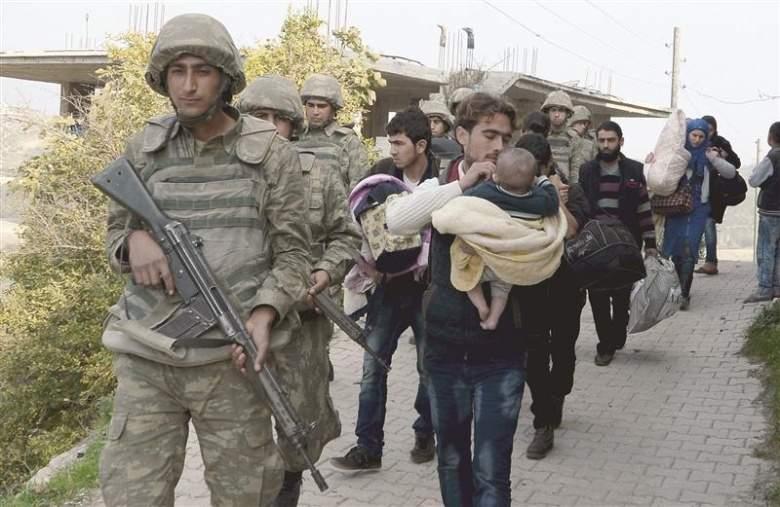 المعابر الحدودية هدف جديد لروسيا: وقف الإمداد بالسلاح وبيع النفط