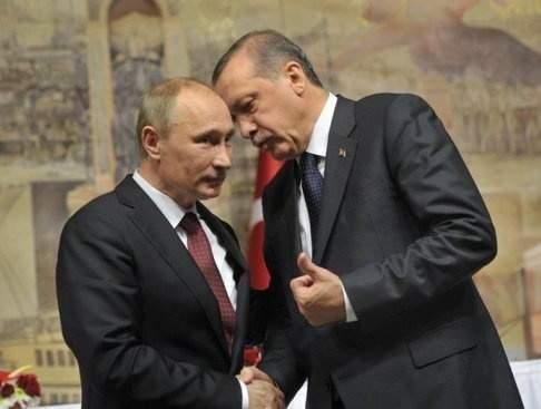 رسمياً... لهذا رفض بوتين لقاء أردوغان في قمة المناخ