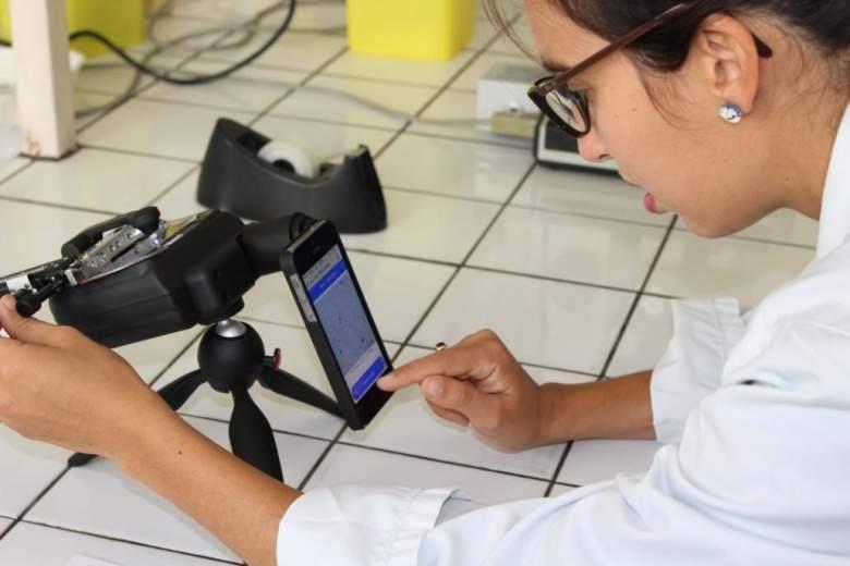 تشخيص الملاريا بالهاتف المحمول!