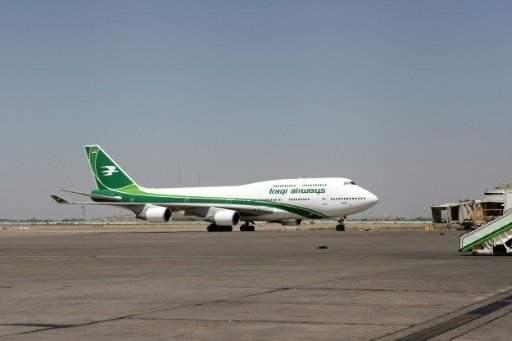 تعليق الرحلات الجوية في شمال العراق تجنبا لخطر الضربات الجوية في سوريا