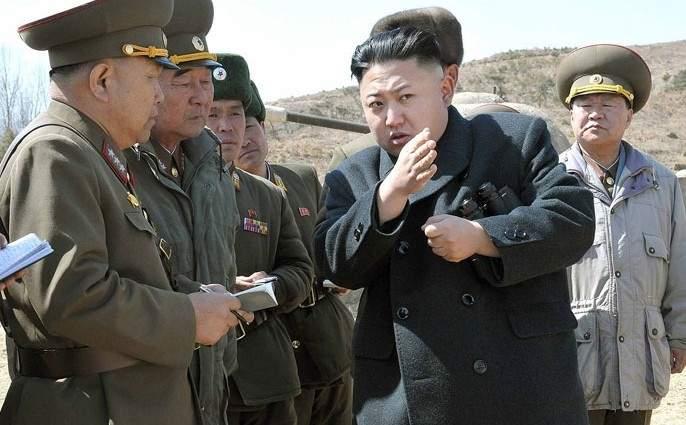 كيم جونغ أون يرهب العالم بالقنبلة الهيدروجينية!