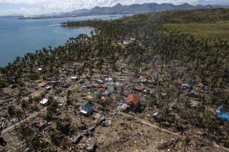700 الف شخص غادروا منازلهم في الفيليبين مع اقتراب الاعصار ميلور