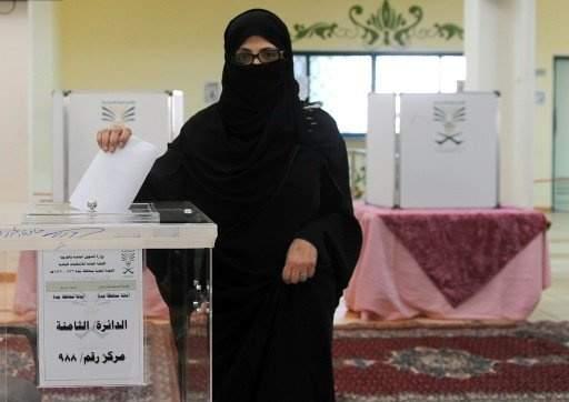 فوز 20 امرأة على الاقل في الانتخابات البلدية السعودية