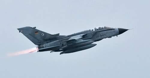 """أول مهمة لسلاح الجو الألماني ضمن """"الإئتلاف الدولي"""" ضد الإرهابيين"""