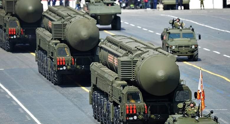 روسيا تتسلح بصواريخ متعددة الرؤوس النووية