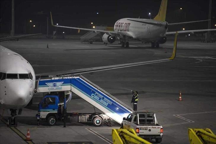 إصابات في انفجار بمطار إسطنبول