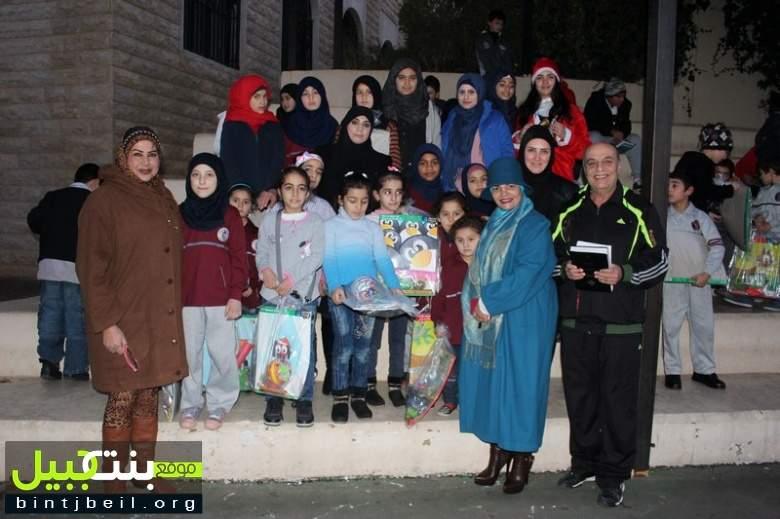 """أجواء إحتفالية لمناسبة عيدي """"المولد النبوي"""" و """"الميلاد المجيد"""" في مجمع التحرير"""