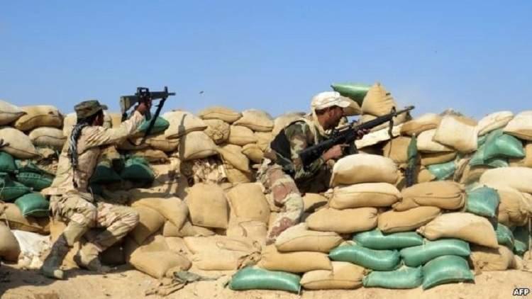 """الجيش العراقي يقضي على 8 قياديين في """"داعش"""""""