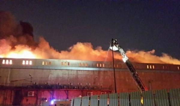 بالفيديو/ حريق في مستشفى جازان العام جنوب السعودية يودي بحياة 25 شخصاً و يصيب أكثر من 100 شخص بجروح