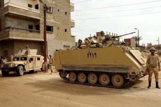 مقتل ضابط شرطة مصري في تفجير في شمال سيناء
