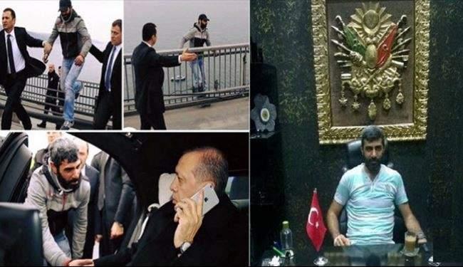 """بالصور/ من هو """"المنتحر"""" الذي أنقذه اردوغان!"""