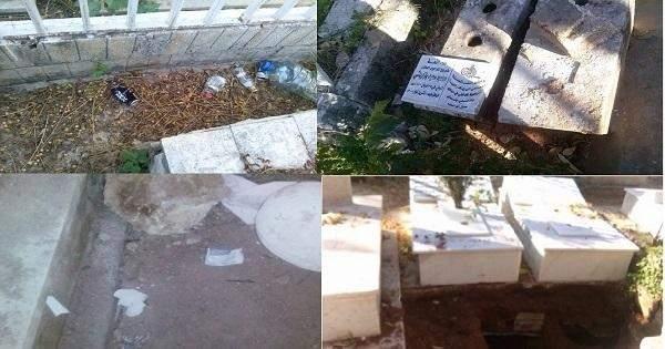كحول ودعارة ومخدرات وبيع قبور في مقابر طرابلس