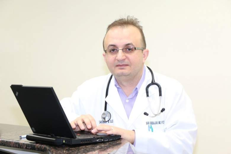 Ihab M. Deebajah, MD, FCCP