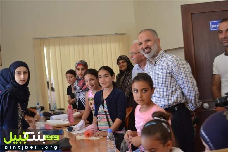 انطلاق المرحلة الثانية للمهرجان الثقافي المتنقل في بنت جبيل