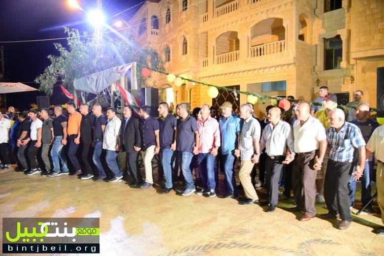بالصور و الفيديو / يارون تحيي يوم المغترب بمهرجان حاشد