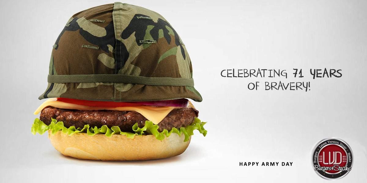 شركات لبنانية تستغل عيد الجيش و تطلق حملات اعلانية غريبة عجيبة !