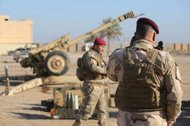 إحباط مخطط إرهابي كبير ﻻستهداف بغداد