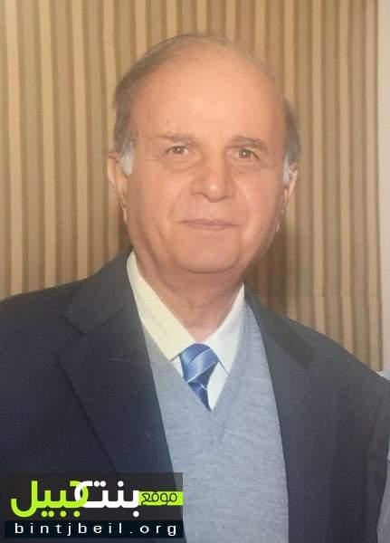 في ذمة الله الاستاذ عبد الكريم شرارة ابن العلامة المقدس الشيخ محسن شرارة