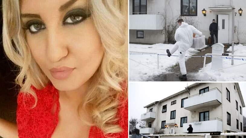 """جديد """"جريمة السويد"""".. هذا ما حلّ بقاتل اللبنانية ألكساندرا!"""
