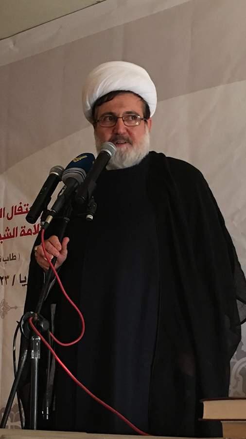 الشيخ بغدادي: الإنتصارات التي تحققت في سوريا على الإرهاب التكفيري هي إحدى ثمرات حرب تموز 2006م