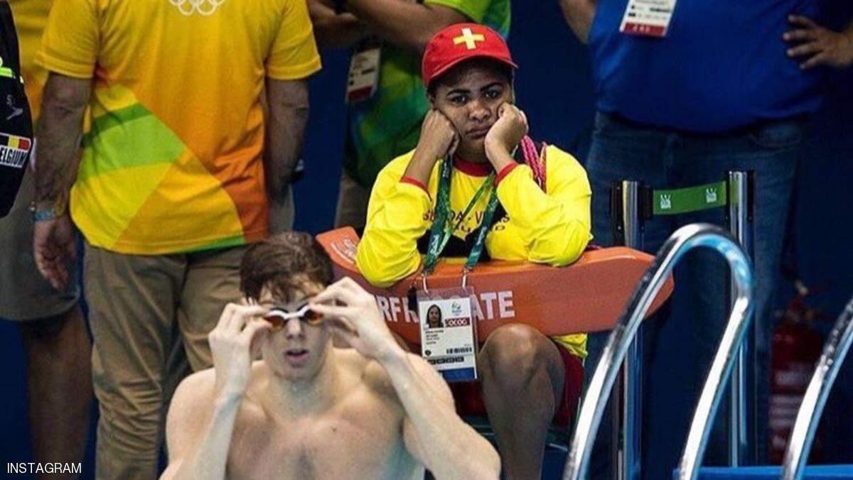 ما هي الوظيفة الأكثر مللا في أولمبياد ريو؟