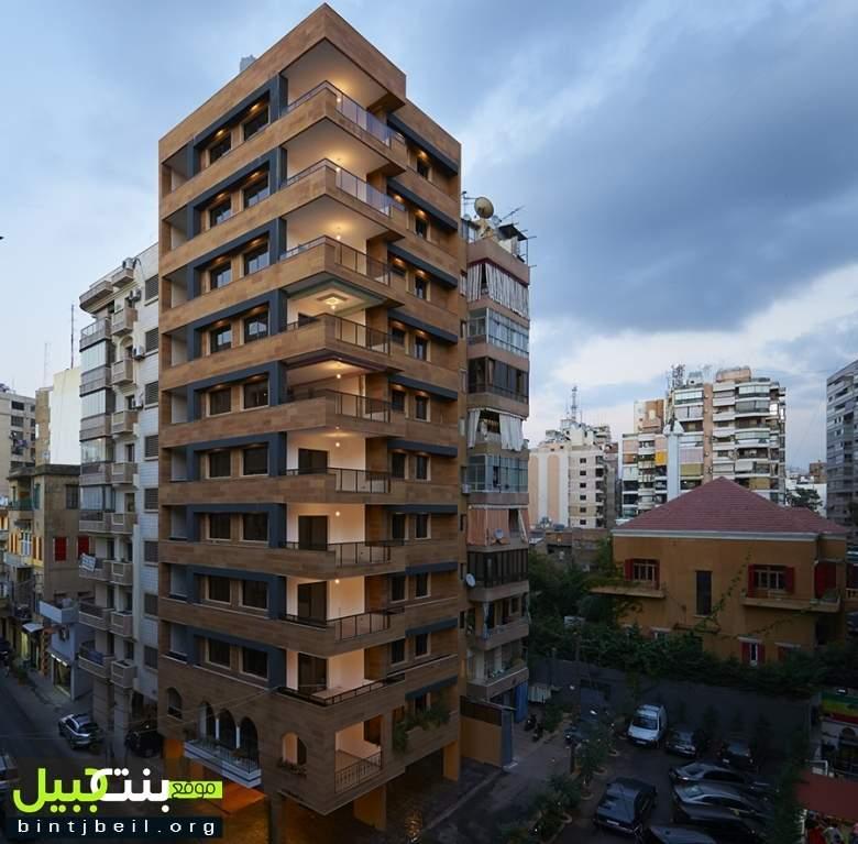شقة جديدة فخمة للبيع في منطقة المصيطبة قرب قصر تمام سلام