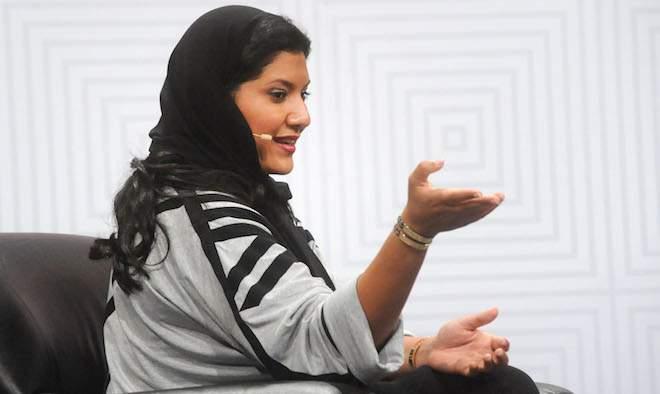 طرد الأميرة السعودية ريما بندر بن سلطان من أولمبياد ريو