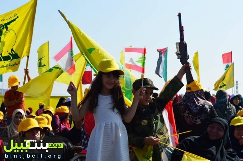 تقرير مصوّر من الإحتفال الجماهيري الكبير الذي أقيم في بنت جبيل لمناسبة ذكرى الإنتصار