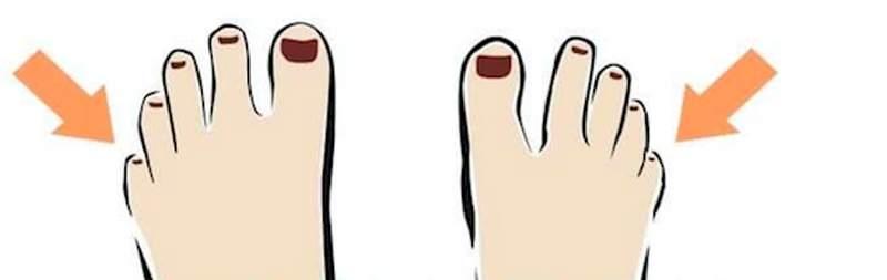 ما هي فائدة الإصبع الصغير في قدميك؟