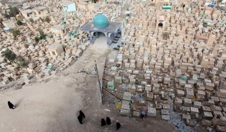 هذه هي أكبر وأقدم مقبرة للمسلمين في العالم
