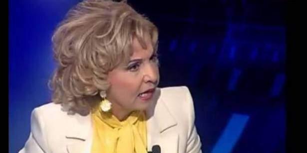 بشرى الخليل تطالب القذافي ببدل أتعاب بقيمة مليون دولار
