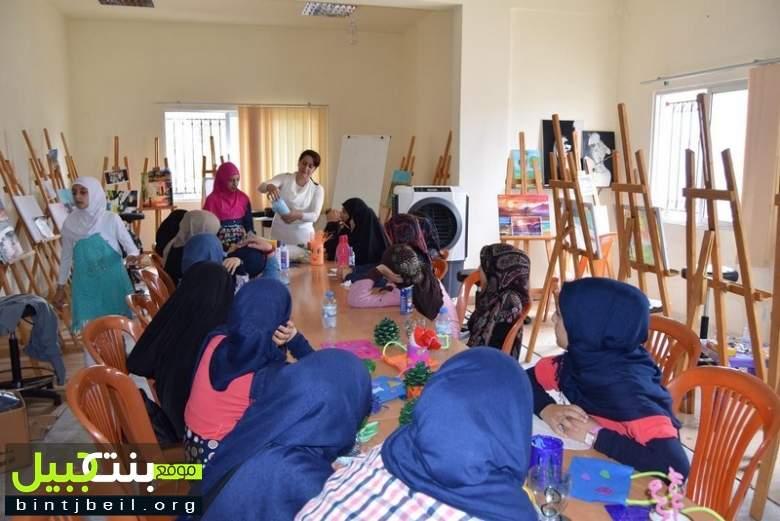 بلدية بنت جبيل تنظم وتدعم سلسلة أنشطة