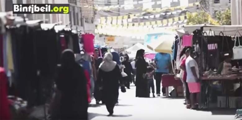بالفيديو/ سوق الخميس في بنت جبيل