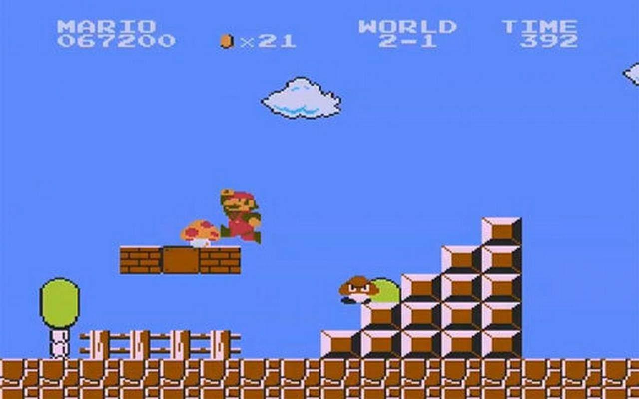 لعبة ماريو والحقائق المذهلة بعد 31عاما