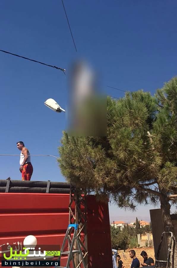 وفاة شاب صعقاً على عامود كهرباء في بلدة دورس البقاعية