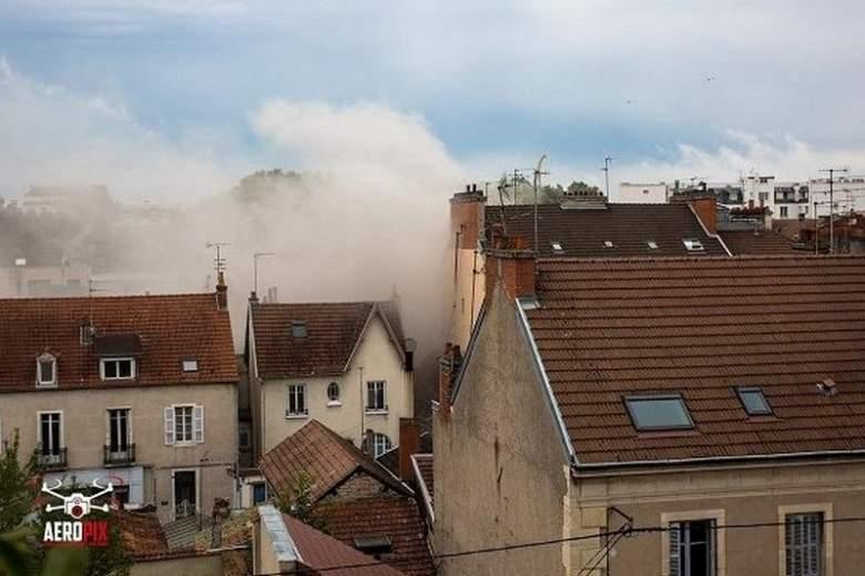قتلى وجرحى ومبانٍ مدمّرة.. انفجار قوي في فرنسا !