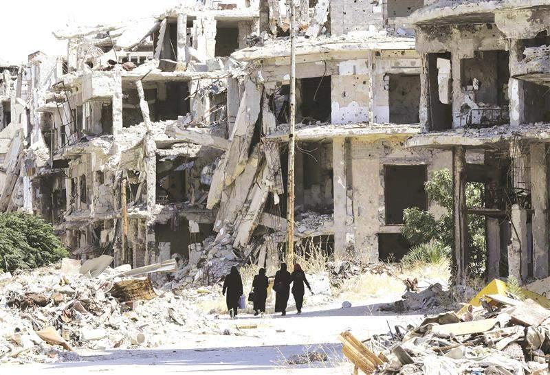 سوريا: الهدنة تتلاشى والخوف من اشتعال شامل