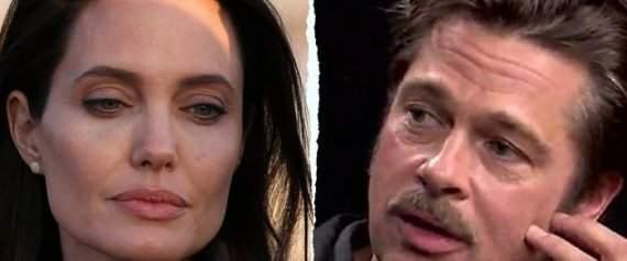 أنجلينا جولي تطلب الطلاق من براد بيت.. و السبب اللاجئين السوريين !