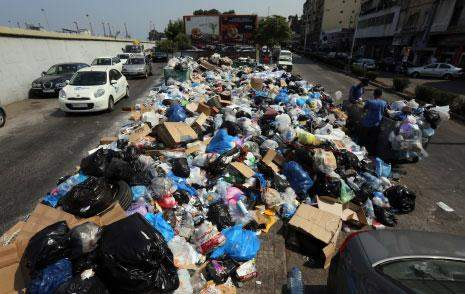 تنافس على محارق النفايات في صور