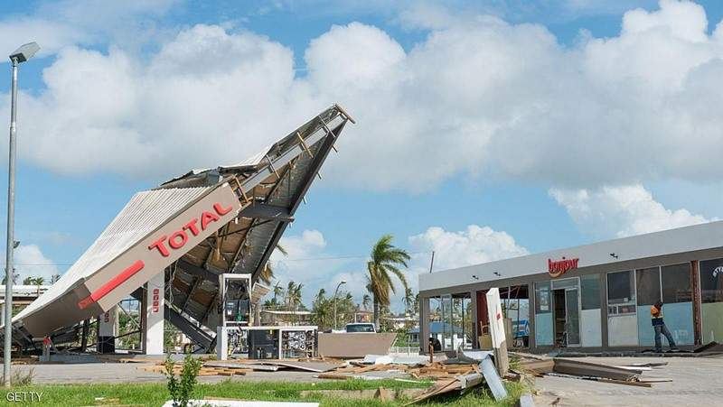 زلزالان عنيفان يضربان سواحل فيجي وتونغا